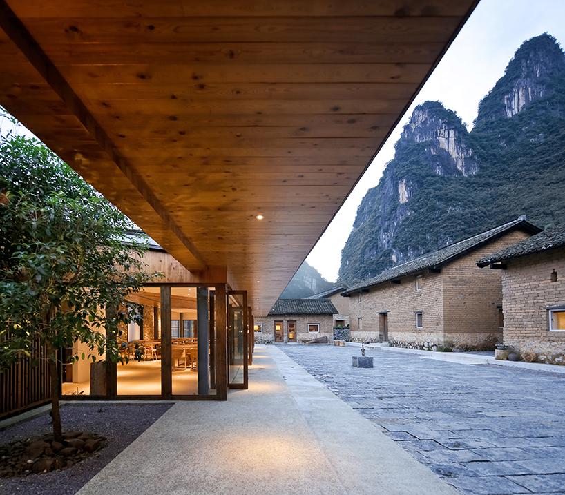 云庐精品生态酒店设计