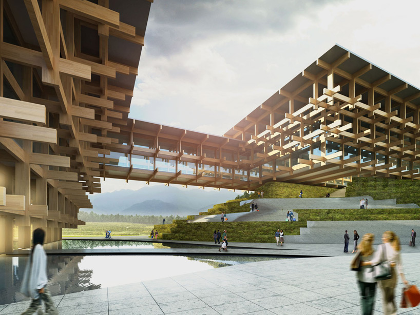 kengo-kuma-yunnan-sales-center-china-designboom-01