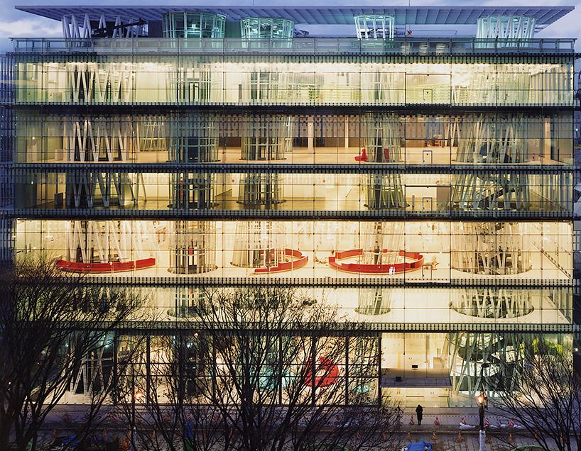 新老建筑师之间的建筑故事——moma日本建筑师星群展