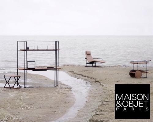yabu pushelberg新作james系列家具 展现微妙的阳刚美感