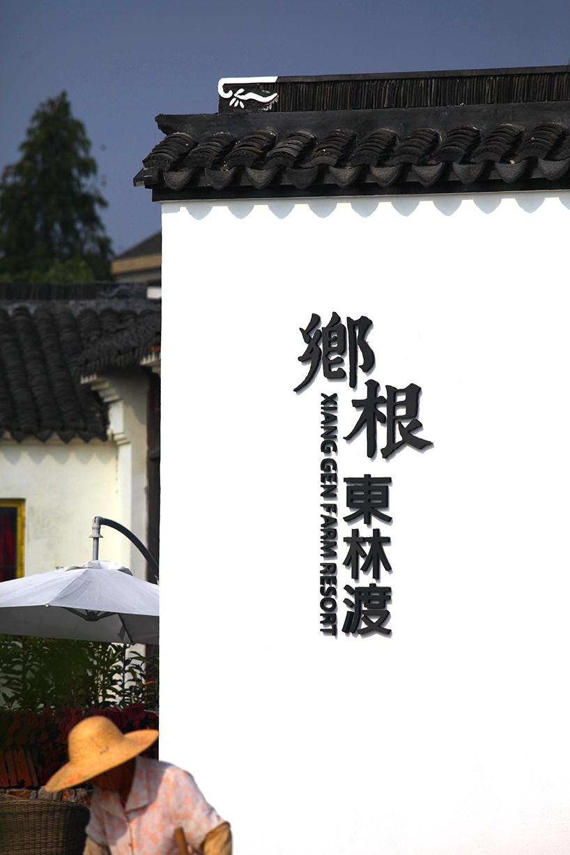 田园归梦——鄕根·东林渡民宿设计与艺术装置