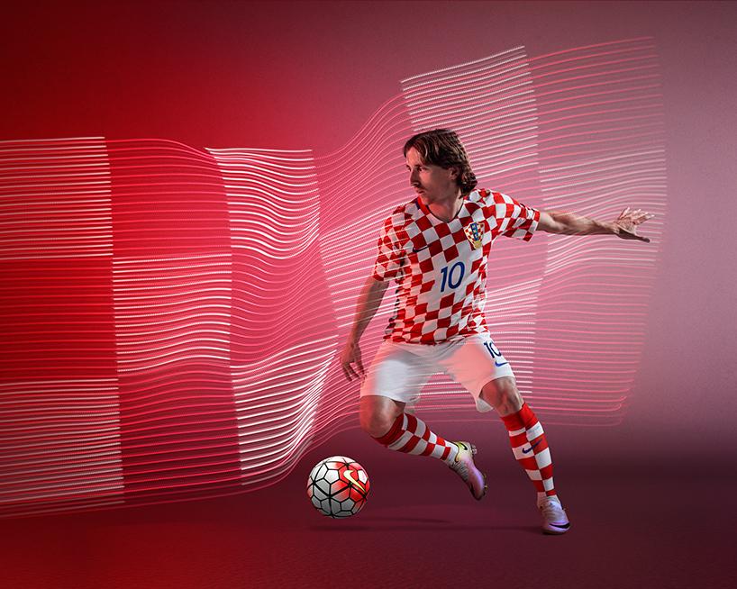 耐克发布2016年九大国家足球队新款球衣_设计邦-全球