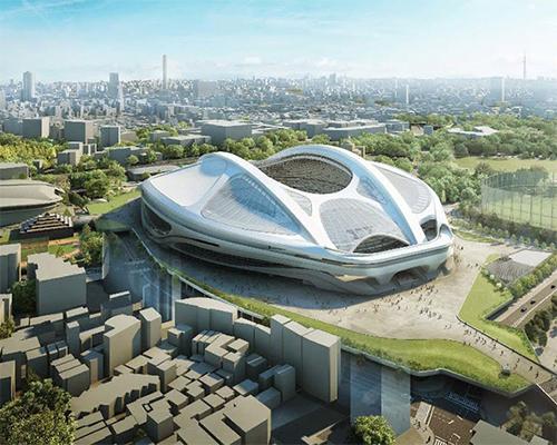 矶崎新 (arata isozaki)抨击被东京方面修改的扎哈·哈迪德的东京新国立体育场方案