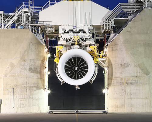 最大的商用发动机ge9x