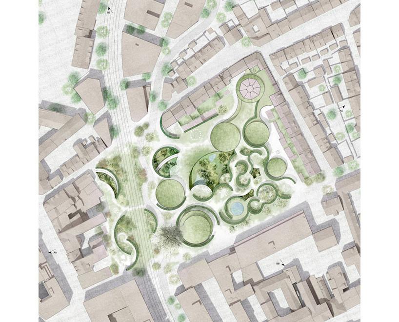 翻译 所有图片由kengo kuma / cornelius+vöge architects提供 丹麦的欧登塞市日前发布了由日本建筑师隈研吾设计的方案,该方案是为专门展出童话大师安徒生(hans christian andersen)作品的全新博物馆。与Cornelius+vöge建筑事务所合作开发的该方案击败了BIG、斯诺赫塔事务所(Snøhetta)和Barozzi Veiga。该项目发布于作家211周年诞辰之际,并深受安徒生广为流传的童话故事的启发。