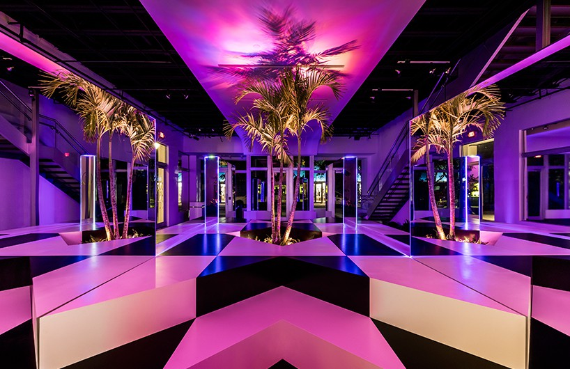 rafael de cardenas霓虹丛林惊艳亮相迈阿密设计区