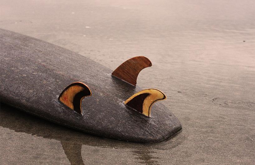 joao teixeira推出生态环保冲浪板