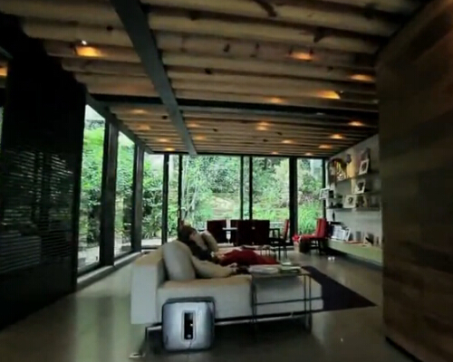 Casa Tepozcuautla - La Casa en el Bosque