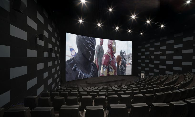 Beyond Future by Alexander Wong Architects (12) - Giant 3D Screen
