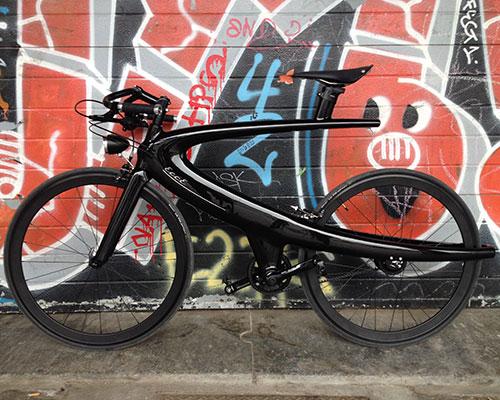 彻底解放自行车的形状和结构,将自行车的外形设计设计提升一个层次.