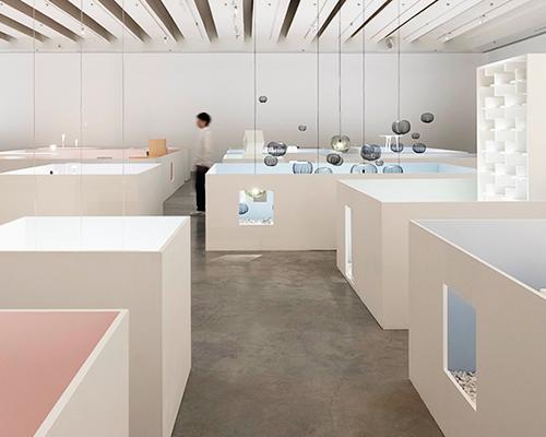 """探索""""中间地带""""    日本Nendo工作室回顾设计展"""