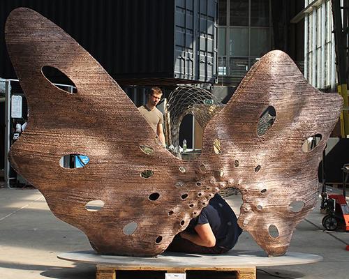 friedman benda 画廊joris laarman实验作品研究展