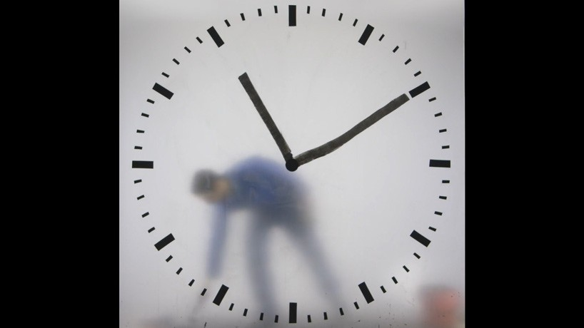 钟表手工制作 指针