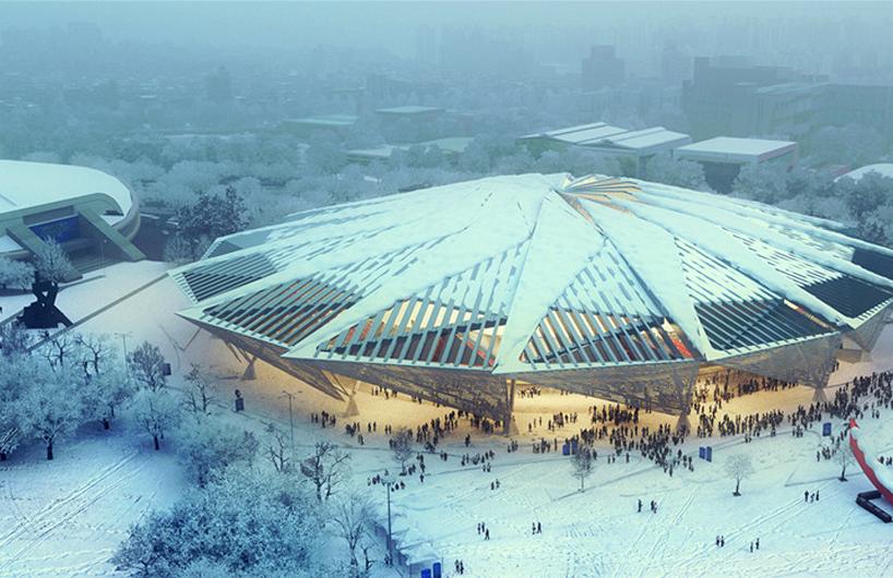 首尔奥林匹克运动竞技场的更新方案公布
