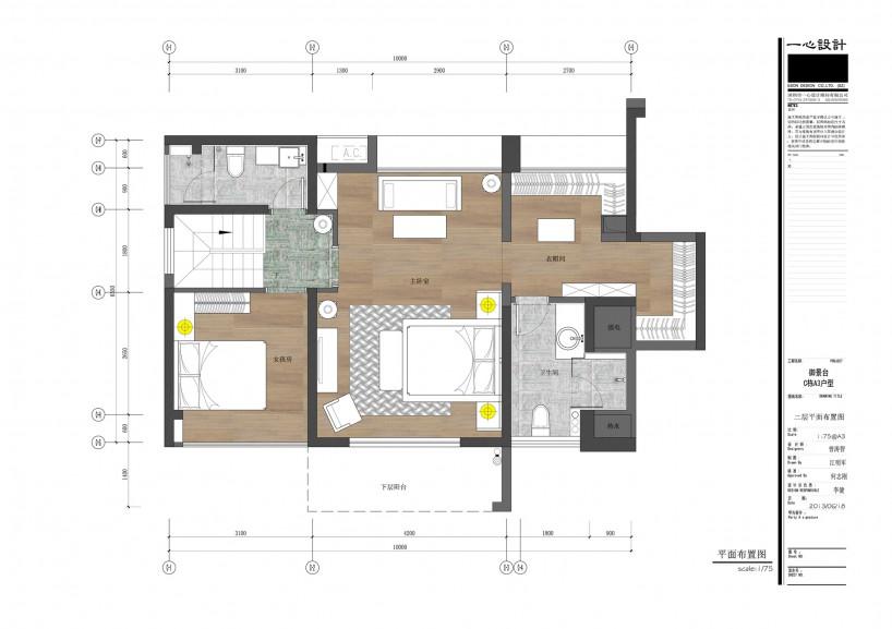 中式设计案例003 御景台样板房_设计邦-全球最早和最