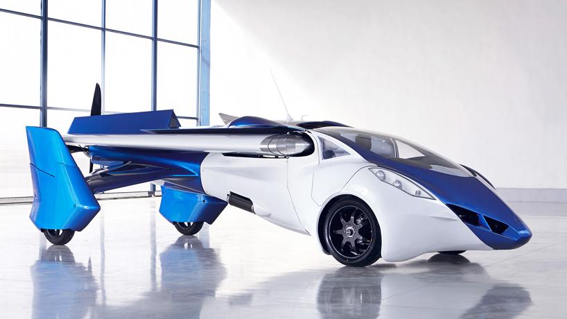 """综述未来""""个人飞行器"""" :飞行汽车_设计邦-全球最早和"""