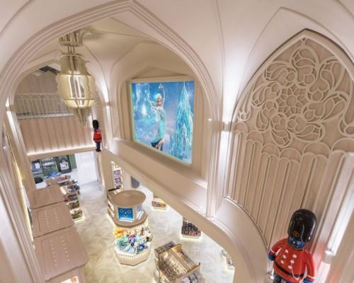 玩具大教堂:王士维建筑师事务所为香港崇光百货打造的童话新天地