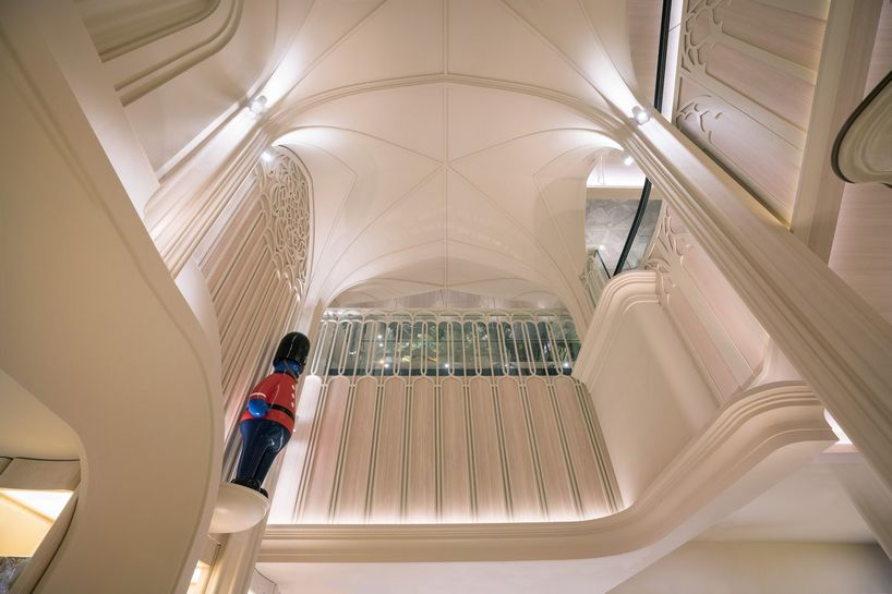 10. SOGO TOY CATHEDRAL by Alexander Wong Architects