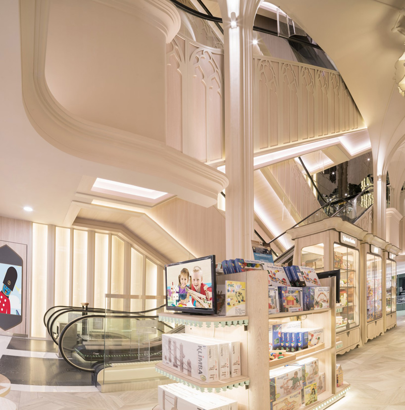 11. SOGO TOY CATHEDRAL by Alexander Wong Architects