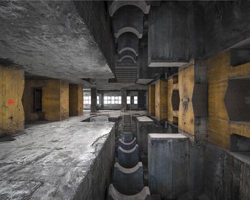 探索建筑摄影师cesar azcarate的想象空间