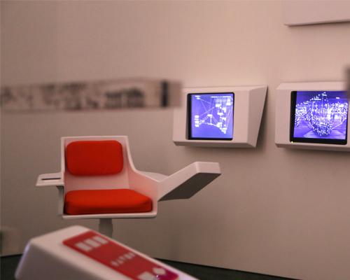 """智利乌托邦:""""Cybersyn计划""""实验室现身伦敦"""
