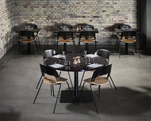 benjamin hubert谈fritz hansen品牌pair座椅设计