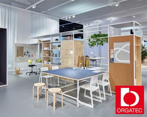 VITRA work项目 用全新方式呈现整体办公环境