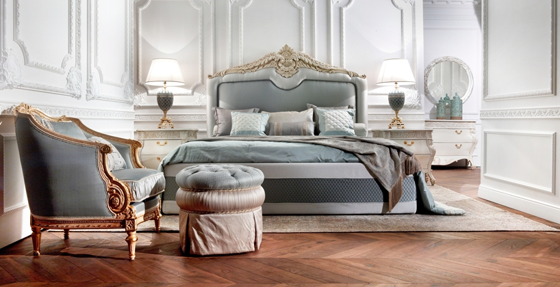 Asnaghi Interiors_Soft bed