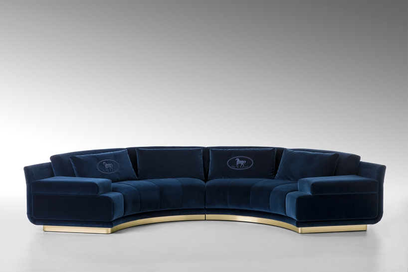 Fendi Art_sectio<em></em>nal sofa