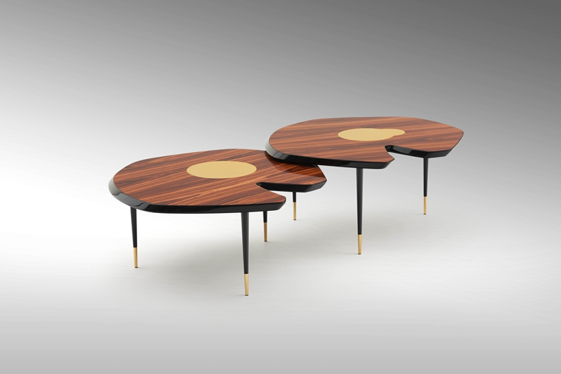Fendi Fleurette coffee tables