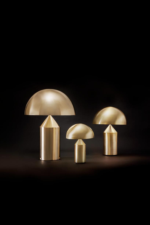 Atollo Lamp - Design Vico Magistretti HD