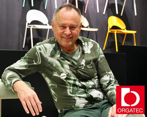 orgatec 2016科隆家具展richard lampert设计谈