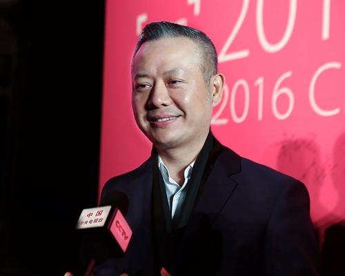 曾卫平当选2016中国室内设计十大年度人物
