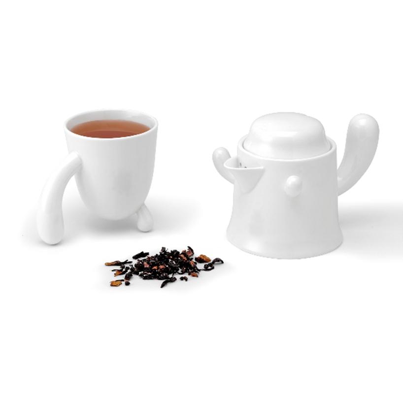 仙人掌系列-单人茶具 2