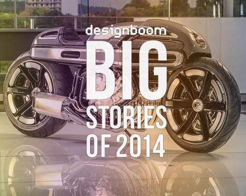 2014年度改装摩托车排行榜 top 10