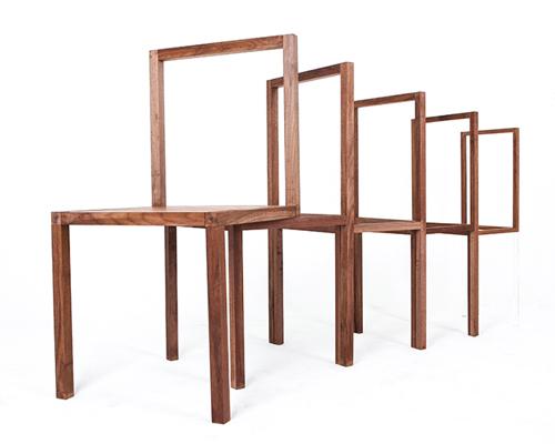 生活的平衡 成熟还是幼稚 椅子告诉你
