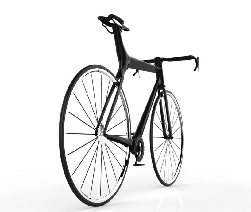 私人定制自行车设计