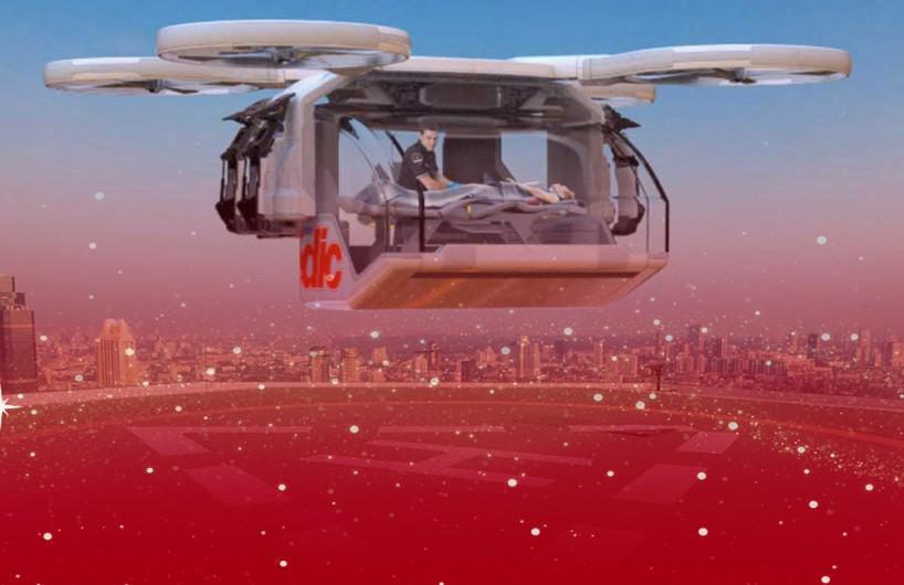 2017年设计邦技术预测:无人驾驶飞机