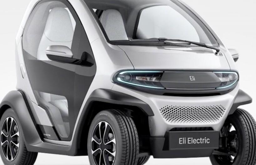 小型电动车Eli ZERO重新塑造城市通勤