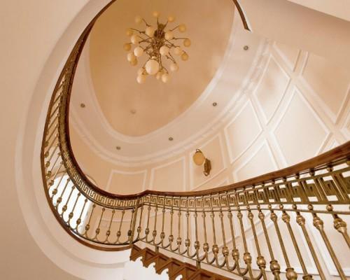 古典 空间与精神的完美融合