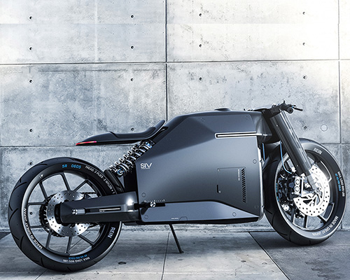 碳纤维概念摩托车 great japan