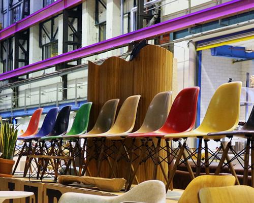 第五届design icons amsterdam复古家具贸易展即将开幕