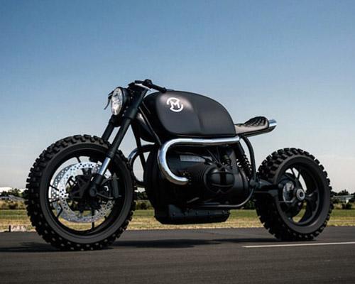 ziggy推出了一系列极具品牌特色的改装摩托车