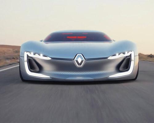 雷诺全新TREZOR被评选为2016年最美概念车