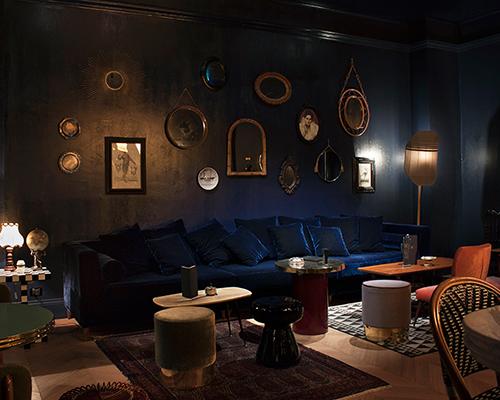 visual display打造低调奢华神秘酒吧