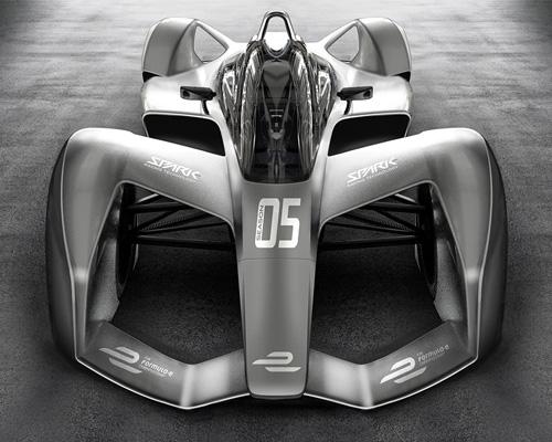 火花赛车技术公司揭幕新款概念赛车