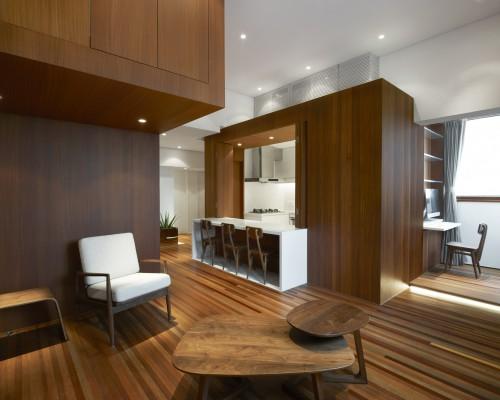 北京外交公寓空间改造