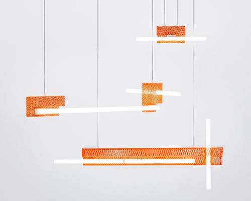 创意几何灯具 探索空间新途径