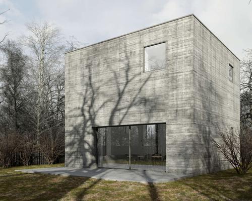 Tez Architekci建筑工作室改造波兰的立方体建筑