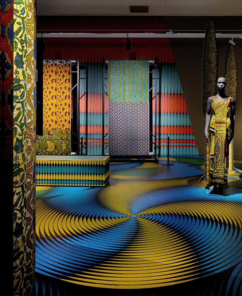 Vlisco170周年纪念展 呈现纺织品设计史
